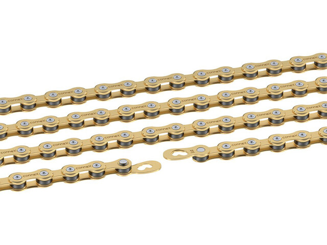 Wippermann Connex10SG ketjut , kulta/hopea